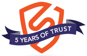 Signal Sciences 5 Years of Trust