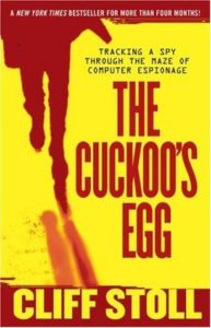 The Cuckoo's Egg by Cliff Stoll