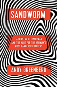 Sandworm by Andy Greenberg